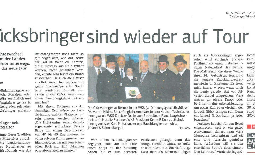 Salzburger Wirtschaft 23.12.2016