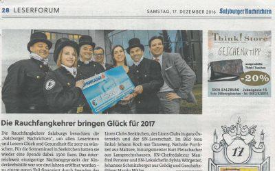 Salzburger Nachrichten 17.12.2016