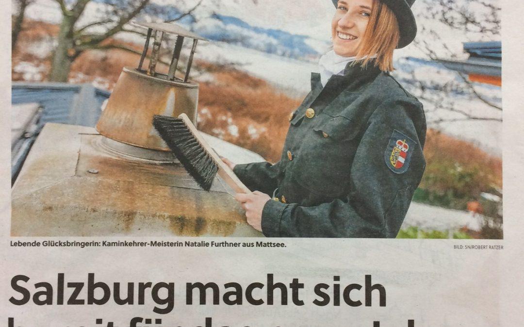 Salzburger Nachrichten 31.12.2016